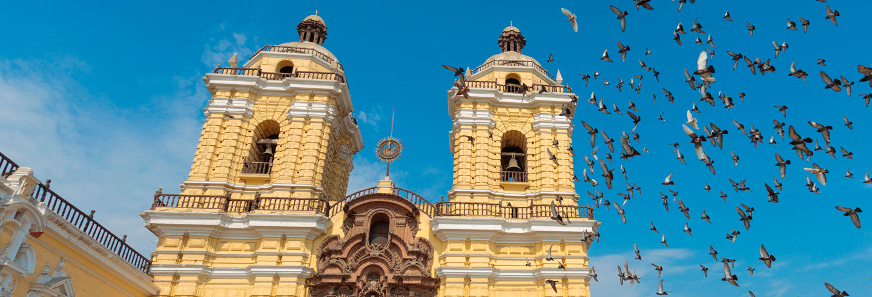 Tour de Lima al completo con entradas