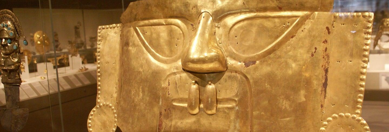 Tour por el Museo de Oro del Perú y Armas del Mundo