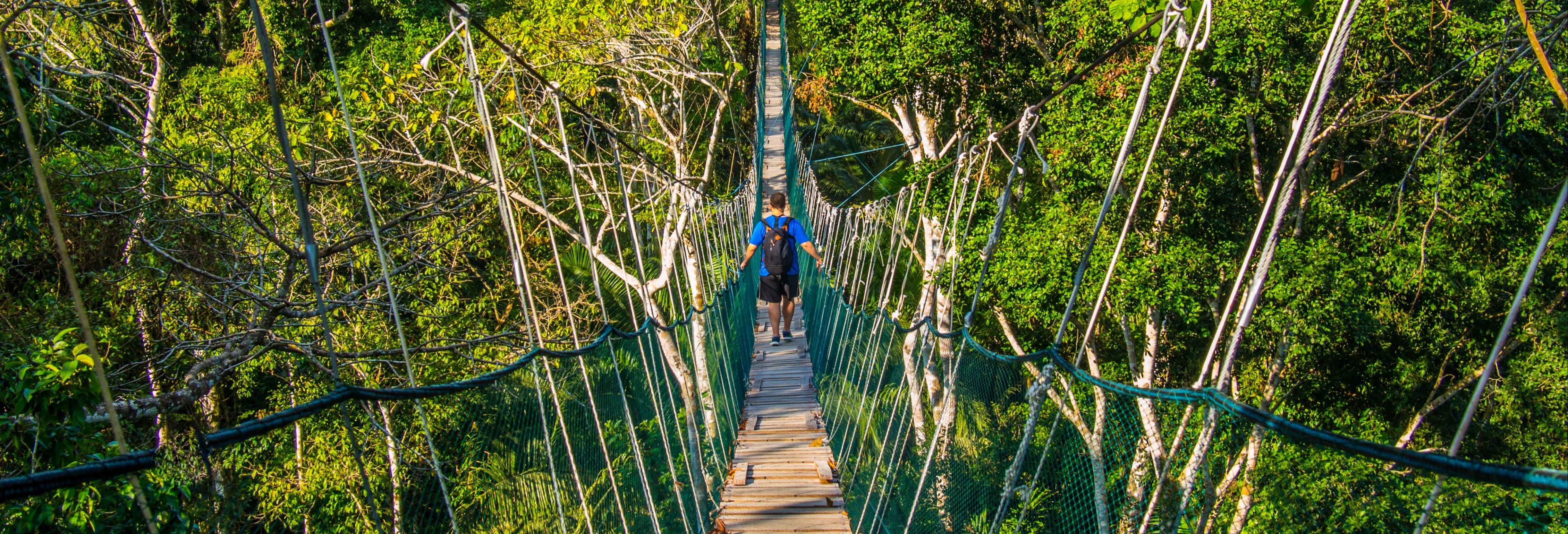 Tour della Foresta Amazzonica di 4 giorni