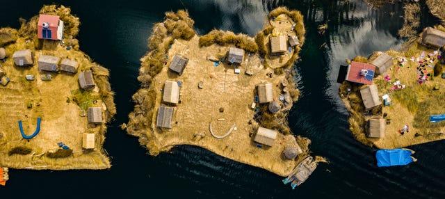 Excursión a las islas de los Uros y Taquile
