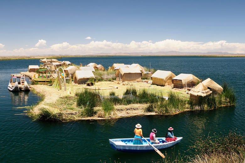 ,Excursión a Islas de Uros,Excursión a la Isla de Taquile