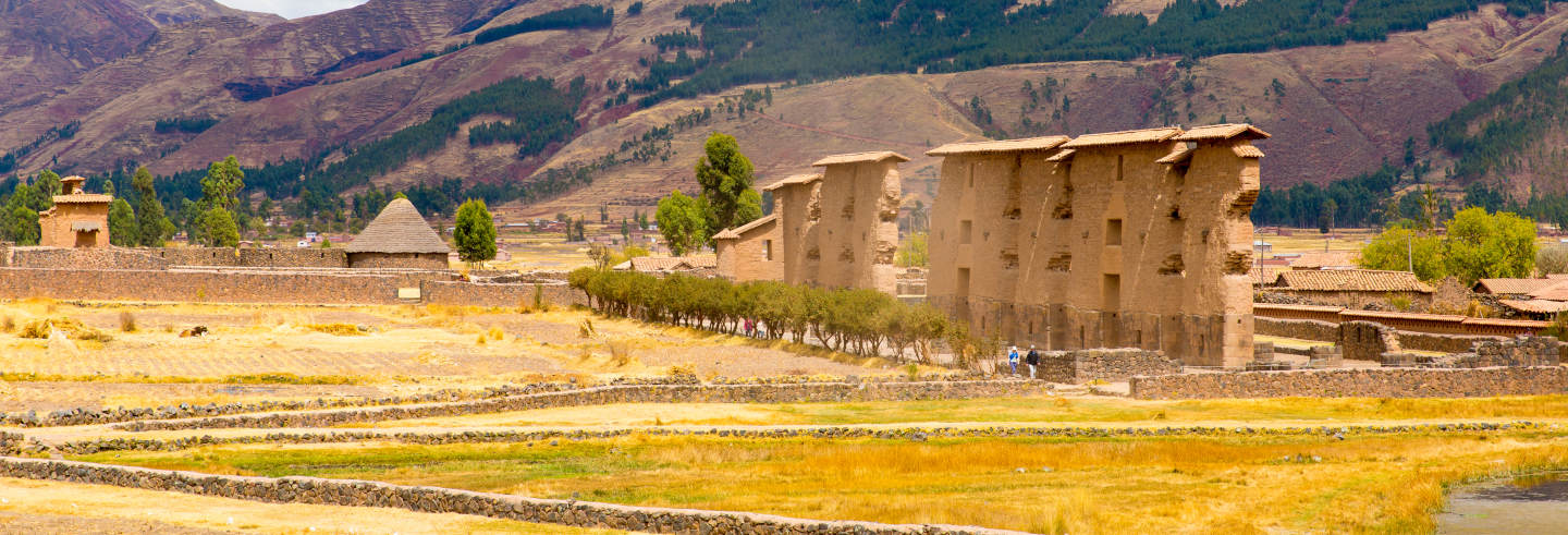 Strada del sole da Puno a Cusco