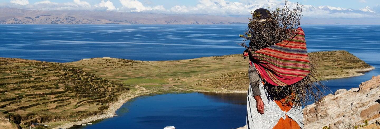 2 días por el Lago Titicaca finalizando en La Paz