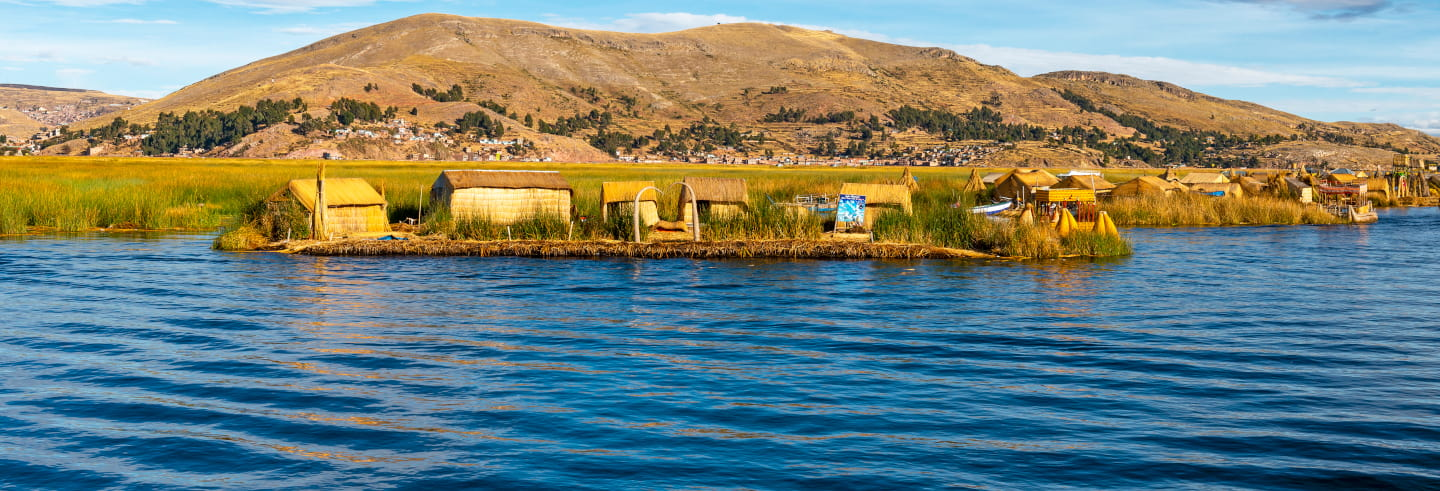 Lake Titicaca Kayaking Experience