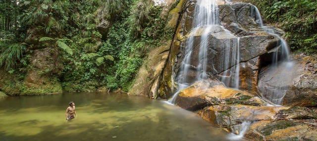 Excursión a la Catarata de Pucayaquillo