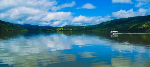 Excursión a la Laguna Azul