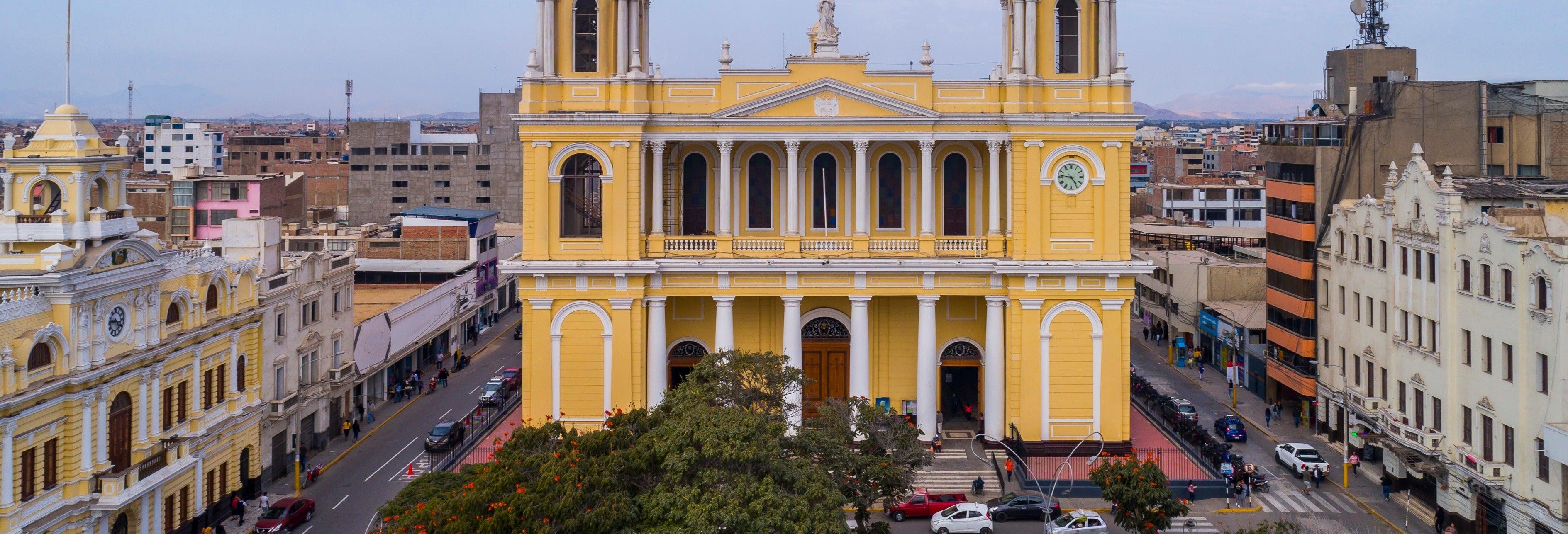 Excursión a Chiclayo