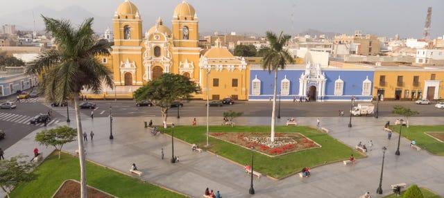Visita guiada por Trujillo