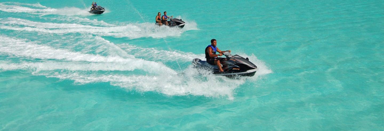 Tour en moto de agua por Bora Bora