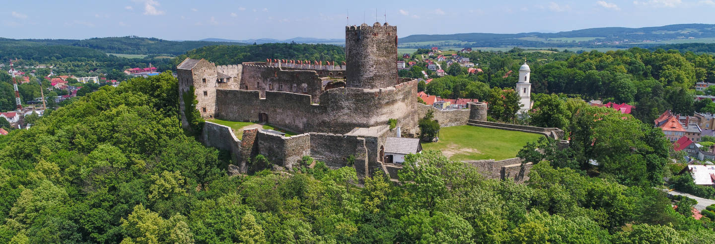 Excursão à abadia de Krzeszów e Castelo de Bolków