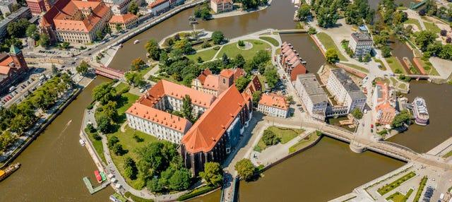 Free tour por las islas de Breslavia ¡Gratis!