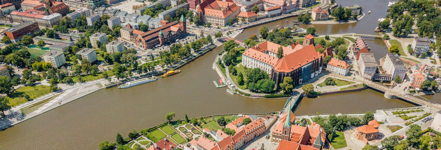 Wroclaw Islands Free Tour