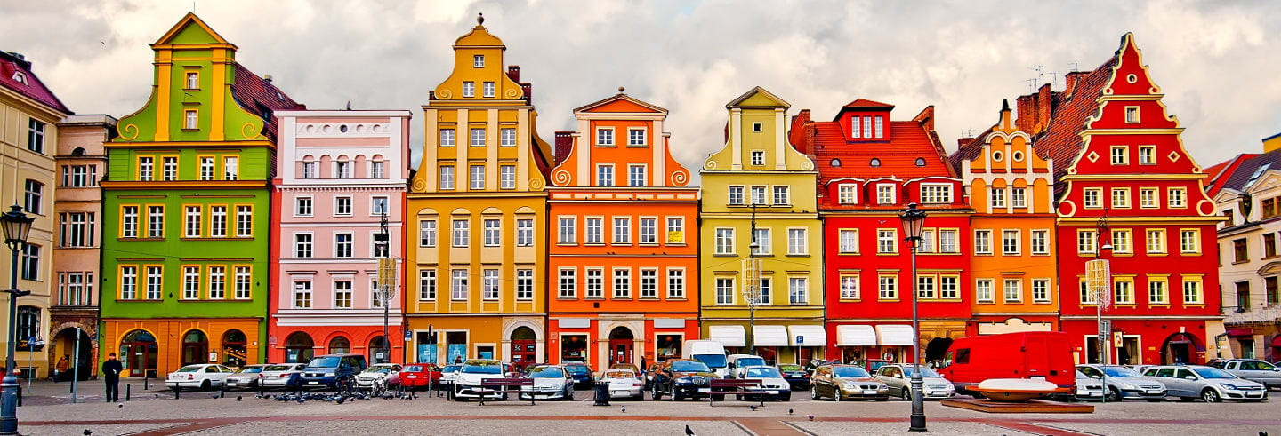 Free Walking Tour of Wroclaw