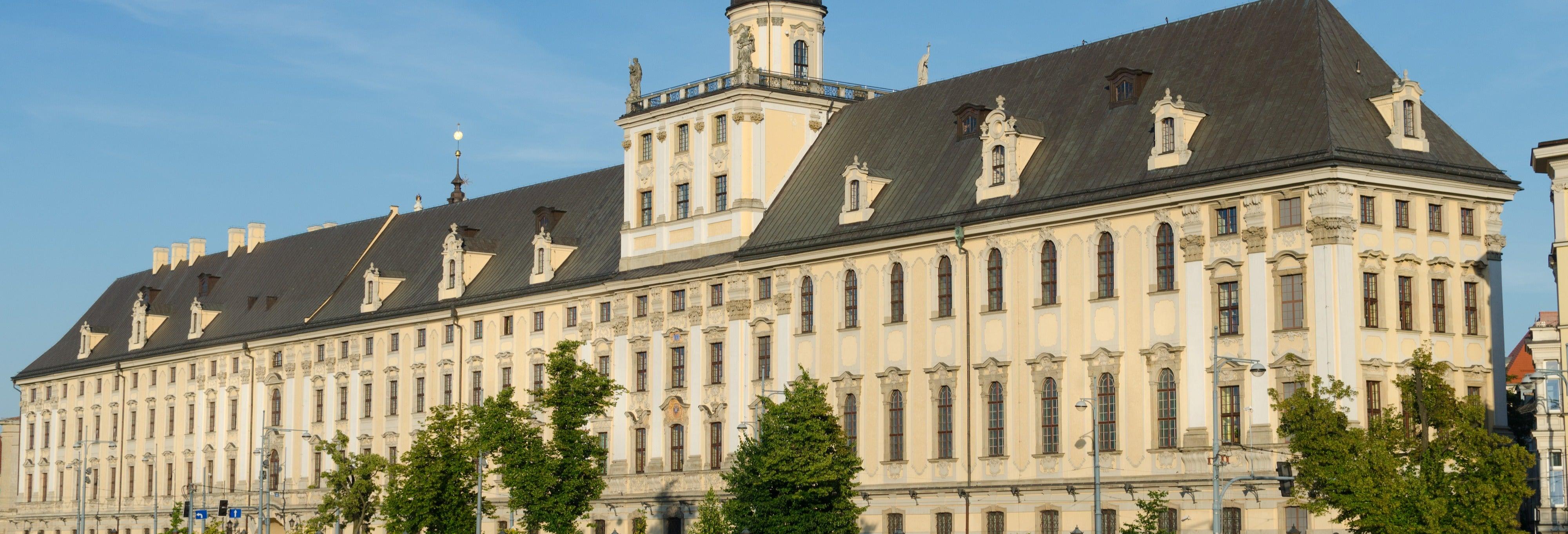 Visita guiada pela Universidade de Breslávia