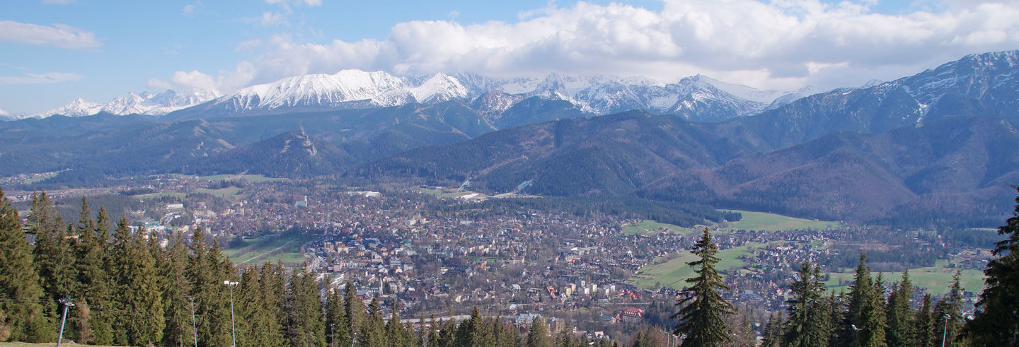 Zakopane and Tatra Mountains Day Trip