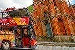 Autobus turistico di Cracovia