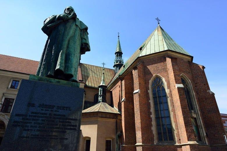 ,Barrio judío: Kazimierz y Podgorze