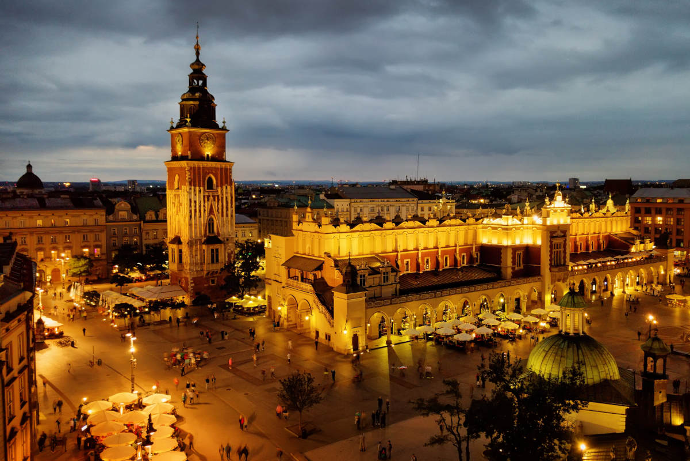 Resultado de imagen de Cracovia