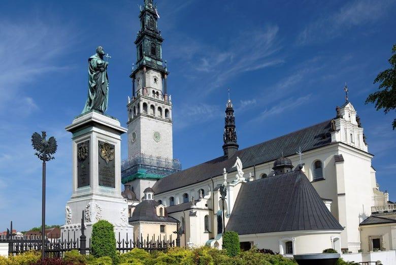 Częstochowa Black Madonna Half Day Trip from Krakow