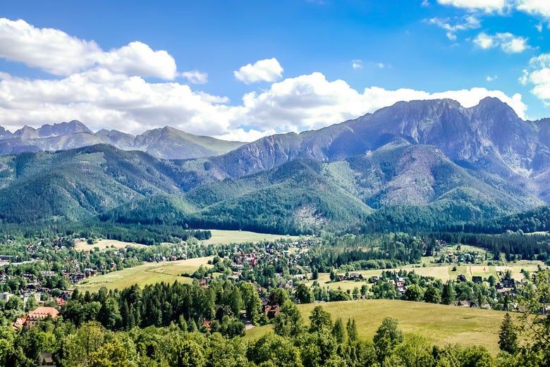 ,Excursión a Zakopane y Montes Tatra,Zakopane + Montes Tatras,Excursión a Zakopane,Excursión completa