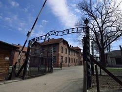 Ingresso di Auschwitz
