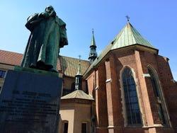 ,Barrio judío: Kazimierz y Podgorze,Jewish Quarter: Kazimierz and Podgorze