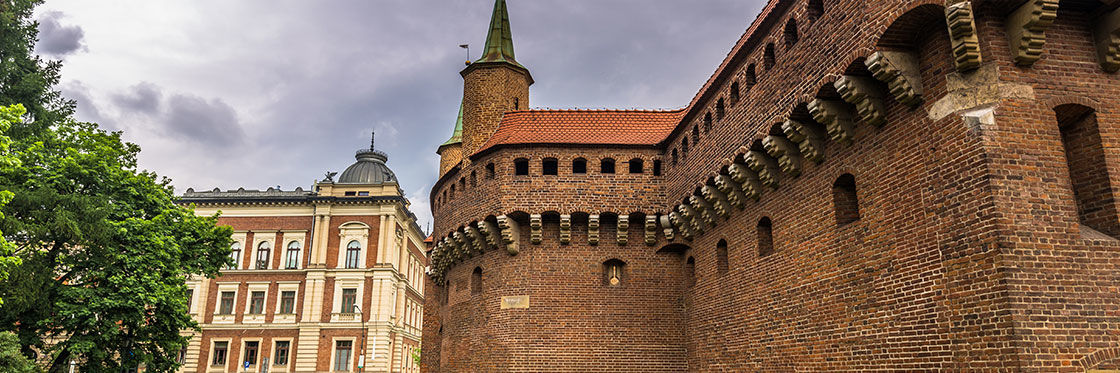 Muralla defensiva de Cracovia