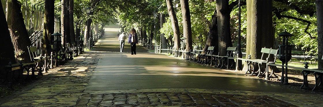 Parc des Planty