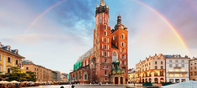 Free tour por Cracovia ¡Gratis!
