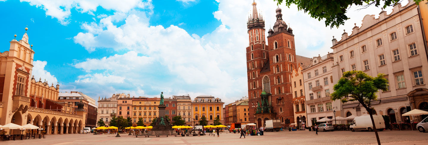 Free Walking Tour of Krakow