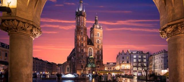Free tour de mistérios e lendas por Cracóvia. Grátis!