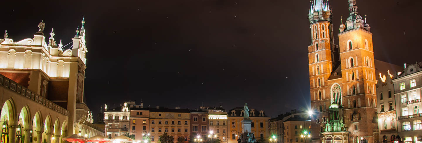 Haunted Krakow Free Walking Tour