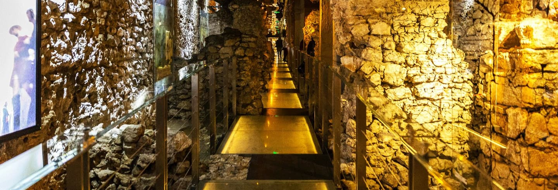 Tour del museo sotterraneo di Cracovia