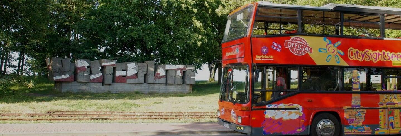 Bus touristique de Gdansk