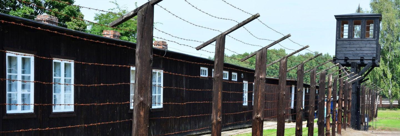 Escursione al campo di concentramento di Stutthof