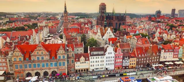Free tour por Gdansk ¡Gratis!