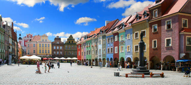 Free tour por Poznan ¡Gratis!