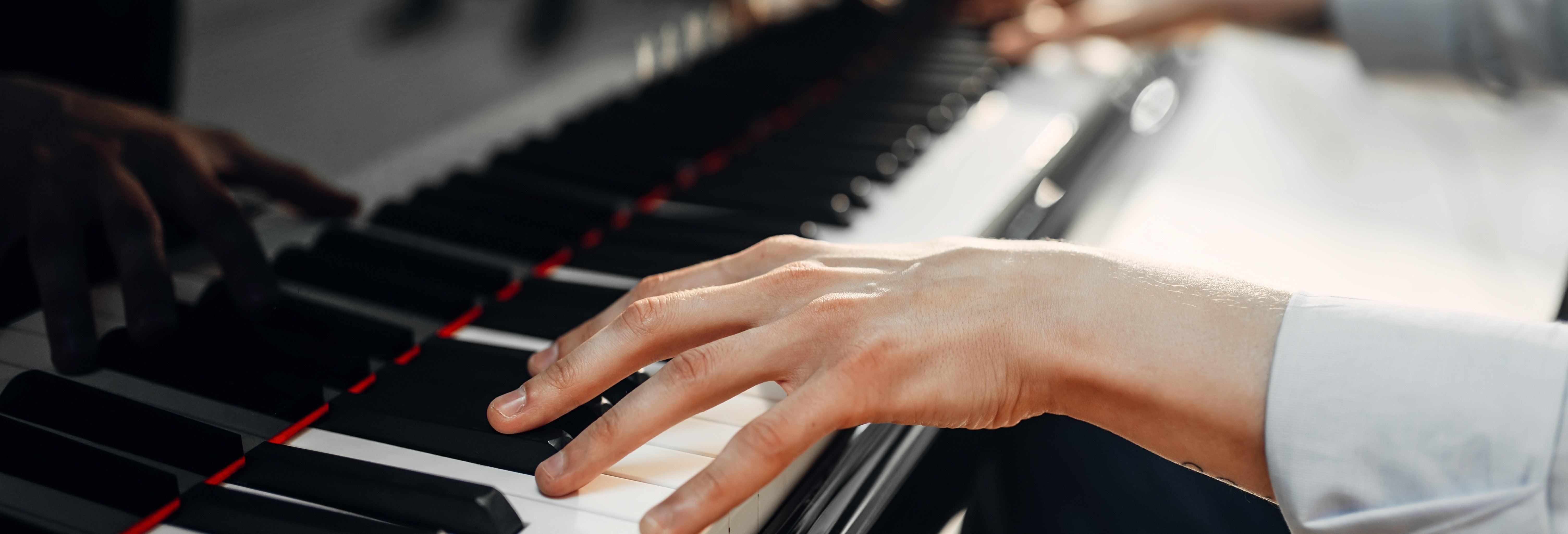 Concierto de piano con música de Chopin