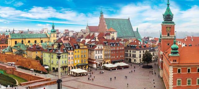 Free tour por Varsovia ¡Gratis!