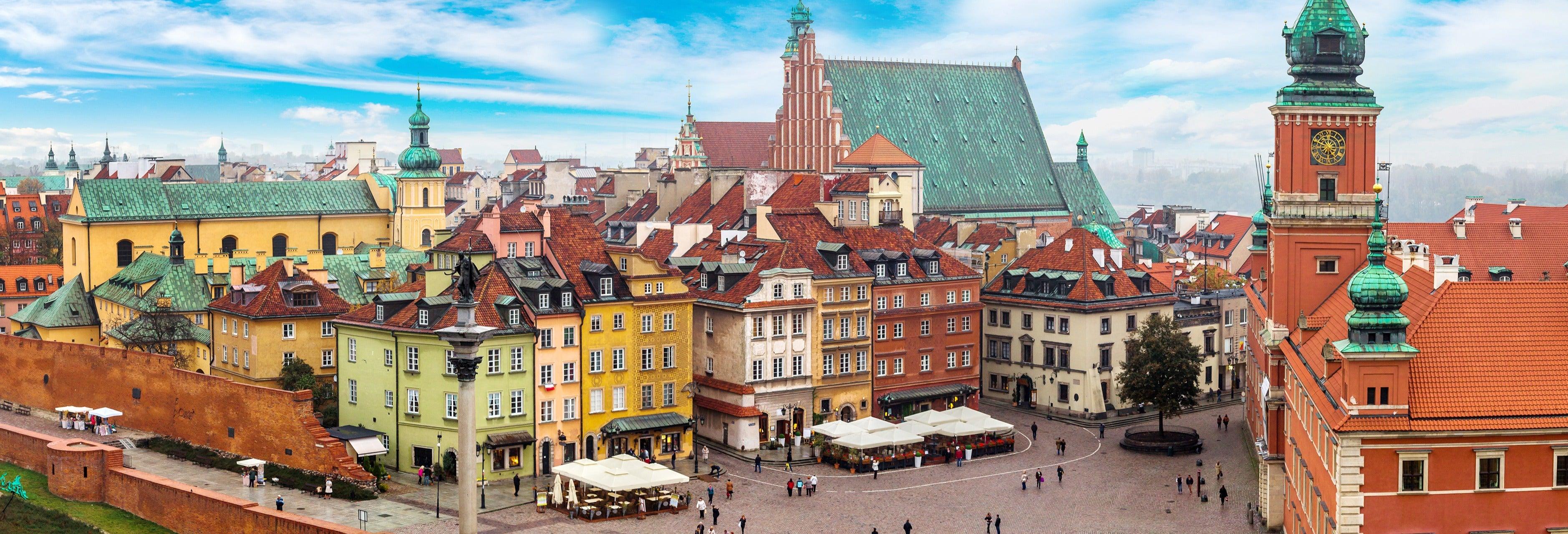 Free tour dans Varsovie. C'est gratuit !