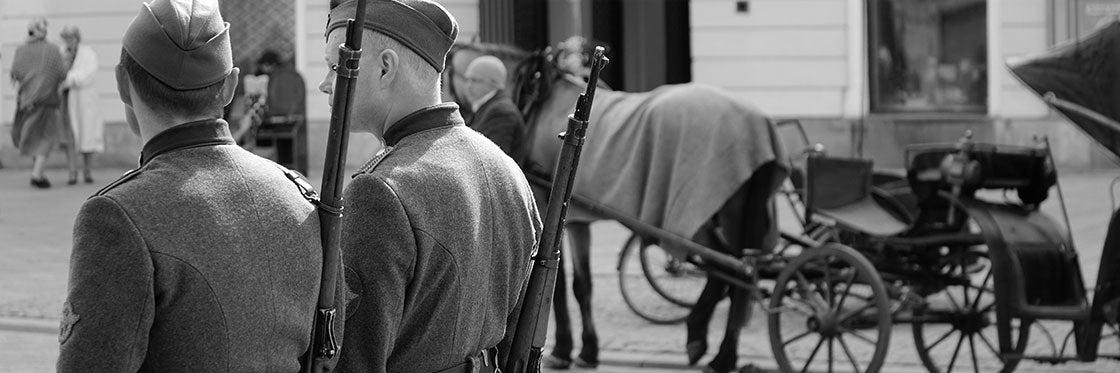 Storia di Varsavia