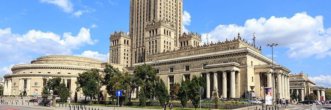 Palazzo della Cultura e della Scienza
