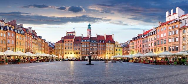 Tour privado por Varsovia con guía en español