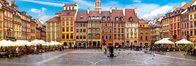 Tour de Varsovia al completo