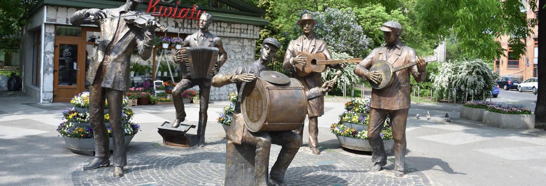Visita guiada por Varsovia + Barrio de Praga