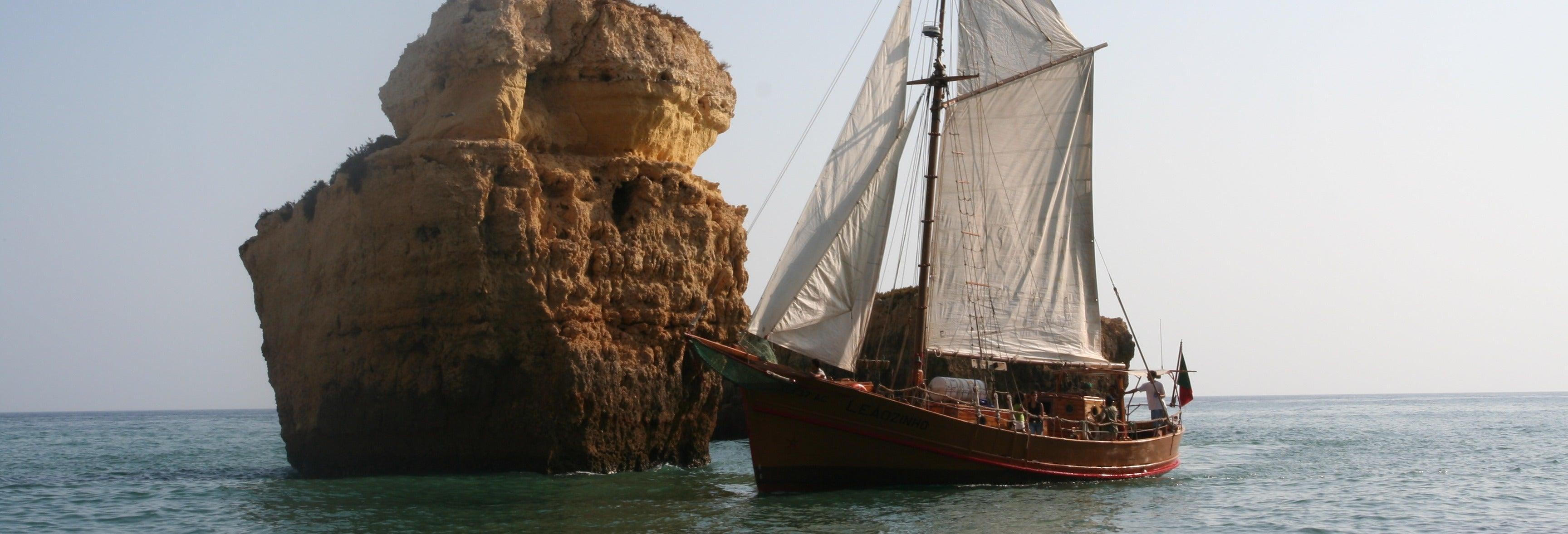 Crucero y barbacoa en barco pirata