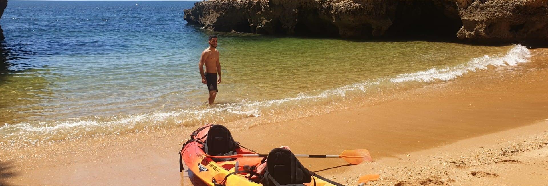 Armacao de Pera Kayak Rental