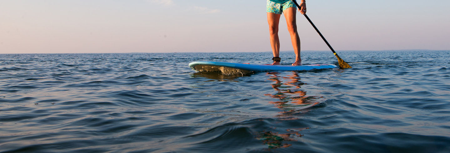 Paddle Surf Rental in Armacao de Pera