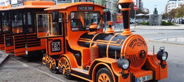 Tren turístico de Aveiro