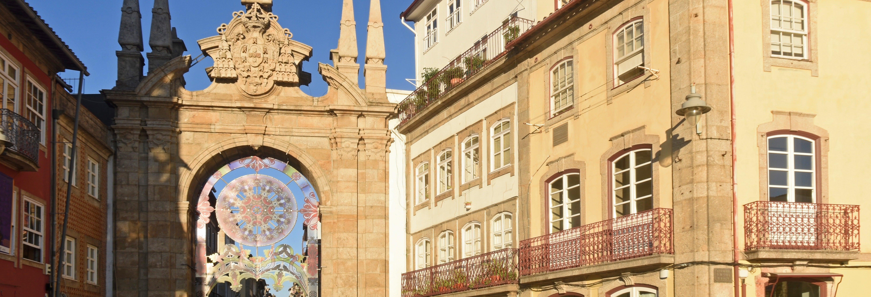 Autobús turístico de Braga